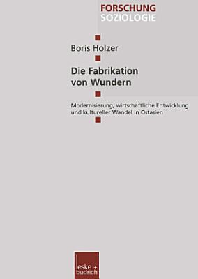 Die Fabrikation von Wundern PDF