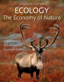 Ecology  The Economy of Nature  Canadian Edition  PDF