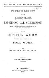 Report of the United States Entomological Commission ...