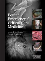 Equine Emergency and Critical Care Medicine PDF