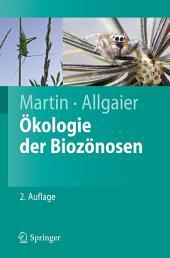 Ökologie der Biozönosen: Ausgabe 2