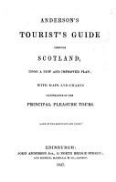 Anderson s tourist s guide through Scotland PDF