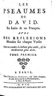 Les Psaumes: Volume1
