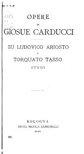 Opere di Grosuẃe Carducci ...