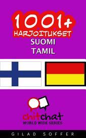 1001+ harjoitukset suomi - tamil