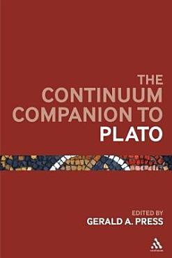 The Continuum Companion to Plato PDF