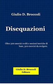Disequazioni