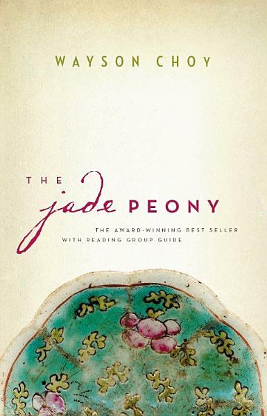 Download The Jade Peony Book