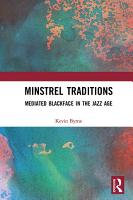 Minstrel Traditions PDF