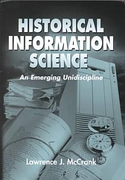 Historical Information Science PDF