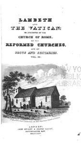Lambeth and the Vatican PDF