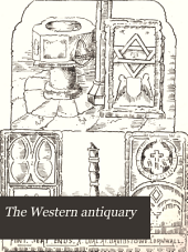 The Western Antiquary: Volume 3