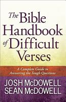 The Bible Handbook of Difficult Verses PDF