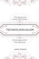 Technolingualism PDF