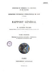 Exposition universelle internationale de 1889 à Paris: (Rapport général)