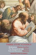 Three Stoic Classics