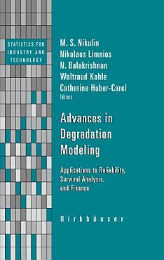 Advances in Degradation Modeling PDF
