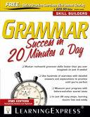 Grammar Success in 20 Minutes a Day PDF
