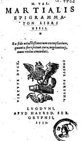 Epigrammaton libri XIIII.