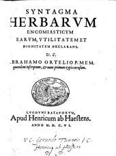 Syntagma herbarum encomiasticum