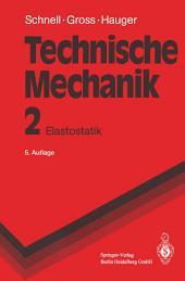 Technische Mechanik: Elastostatik, Ausgabe 5