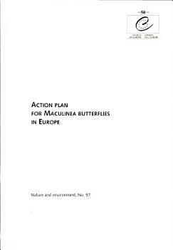 Action Plan for Maculinea Butterflies in Europe PDF