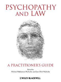 Psychopathy and Law Book
