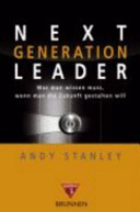 Next generation leader PDF
