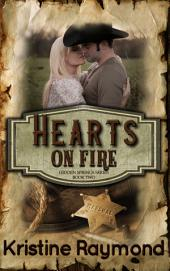 Hearts on Fire (historical western romance)