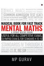 Magical Book For Fast Track Mental Maths