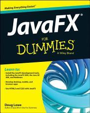 JavaFX For Dummies PDF
