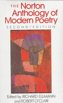 The Norton Anthology Of Modern Poetry Book PDF