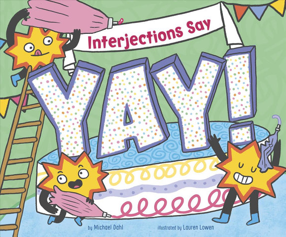 Interjections Say Yay  PDF