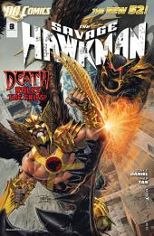 The Savage Hawkman (2012-) #3