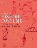 Survey Of Historic Costume  Sixth Edition