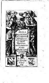 Scola della patienza del P. Gieremia Dresselio della Compagnia di Giesu volgarizzata dal P. Lodouico Flori della med. Comp
