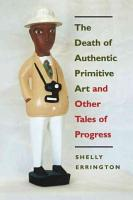 The Death of Authentic Primitive Art PDF