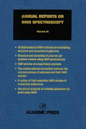 Annual Reports on NMR Spectroscopy: Volume 34