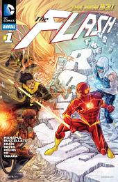 The Flash Annual (2012-) #1