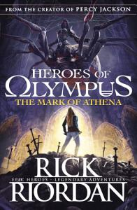 The Mark of Athena  Heroes of Olympus Book 3  PDF