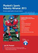 Plunkett's Sports Industry Almanac 2013