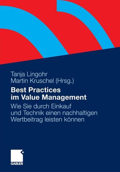 Best Practices im Value Management PDF