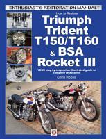 How to Restore Triumph Trident T150 T160   BSA Rocket III PDF