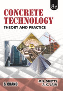 Concrete Technology (Theory and Practice), 8e