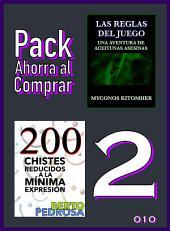 Las reglas del juego & 200 Chistes reducidos a la mínima expresión: Una selección de chistes cortos y tronchantes... y un regalito: Pack Ahorra al Comprar 2 - 010