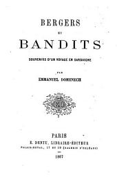 Bergers et bandits: souvenirs d'un voyage en Sardaigne