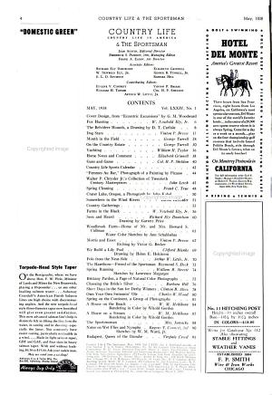 Country Life and the Sportsman