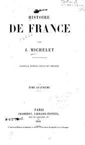Histoire de France: Volume4