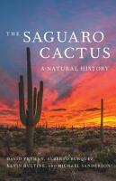 The Saguaro Cactus PDF