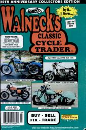 WALNECK'S CLASSIC CYCLE TRADER, APRIL 1998